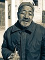 Shaanxi Farmer with Pipe (11622008845).jpg