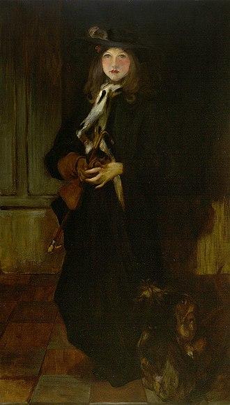 Carnegie Prize - Image: Shannon Kitty c.1897 Carnegie Art Museum