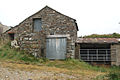 Shed and byre at Upper Porthmawr Farm, Whitesands Bay - geograph.org.uk - 1529977.jpg
