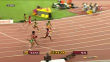 File:Shelly Ann Fraser Pryce wins - World Athletics Championships BEIJING 2015.webm