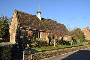 Shepton Beauchamp - Image: Shepton Beauchamp church primary school