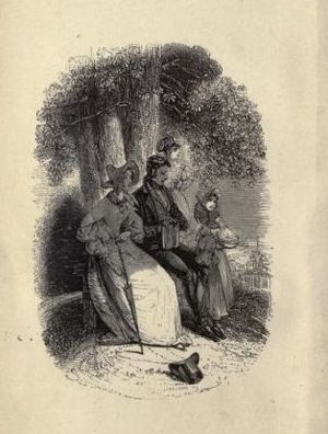 The History of the Fairchild Family - Frontispiece to an 1853 edition of The Fairchild Family