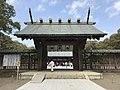 Shimmon Gate of Miyazaki Shrine.jpg
