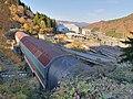 Shinkansen tunnel in Yuzawa 2.jpg