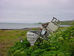 Shipwrecks in Vardø.JPG