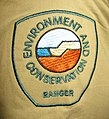 Shoulder patch DEC Ranger Shirt IV-2009.JPG