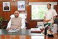 Shri Mallikarjun Kharge takes over the charge of Union Minister for Railways, in New Delhi on June 19, 2013.jpg
