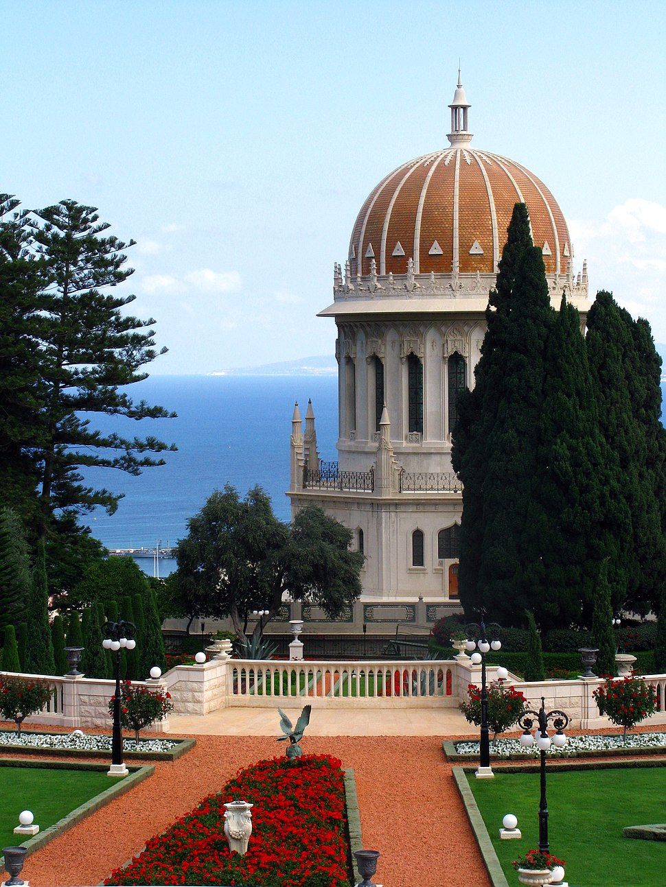 Shrine of the Báb, Haifa