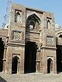 Side pishtaq, Atala Masjid, Jaunpur.jpg
