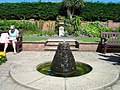 Sidmouth , Connaught Gardens, Silver Jubilee Fountain - geograph.org.uk - 1160559.jpg