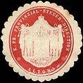 Siegelmarke Königlich Preussische Provinzial - Steuer - Direction - Altona W0215029.jpg