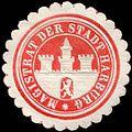 Siegelmarke Magistrat der Stadt Harburg W0226463.jpg