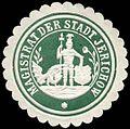 Siegelmarke Magistrat der Stadt Jerichow W0226786.jpg