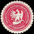 Siegelmarke Prignitzsche Ritterschafts - Direction zu Perleberg W0224397.jpg