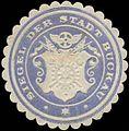 Siegelmarke Siegel der Stadt Buckau W0323219.jpg
