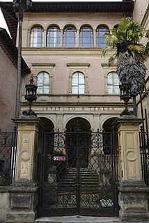 Institute of Santa Teresa, Siena Institute in Siena