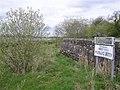 Sign, Corradillar Quay - geograph.org.uk - 1270601.jpg