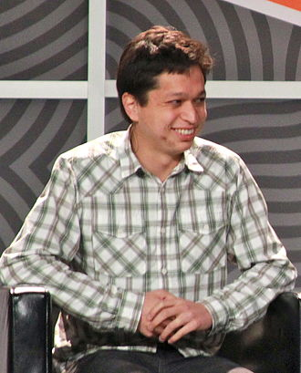 Ben Silbermann - Silbermann at the South By Southwest Interactive conference in March of 2012 in Austin, Texas, United States