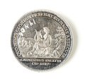 Silvermedalj, 1818 - Skoklosters slott - 109536.tif
