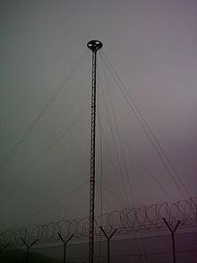 Antenne 4 på den tidligere echelon base i silvermine , cape peninsula