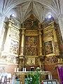 Simancas - Iglesia de El Salvador, interior 27.jpg