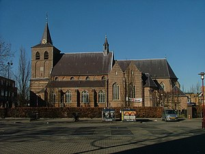 Rosmalen - Saint Lambertchurch in Rosmalen.