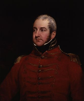 Sir William Congreve, 2nd Baronet - Sir William Congreve, 2nd Bt, by James Lonsdale (died 1839)