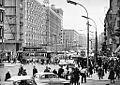 Skrzyżowanie ulicy Kruczej i Alej Jerozolimskich lata 60..jpg