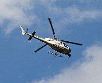 Sky News - Image: Sky News Helicopter (6905905008)