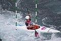 Slalom canoeing 2012 Olympics W K1 CHN Li Jingjing (2).jpg