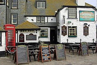 The Sloop Inn - Image: Sloop Inn, St Ives geograph.org.uk 1225525