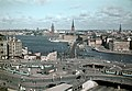 Slussen area in Stockholm, Södermanland, Sweden (14939268398).jpg