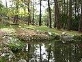 Small pond near Saint Nektarios monastery - panoramio.jpg