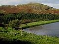 Small reservoir south of Girvan - geograph.org.uk - 262893.jpg