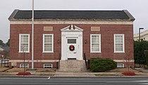 Smithfield, North Carolina former post office from SW 2.JPG