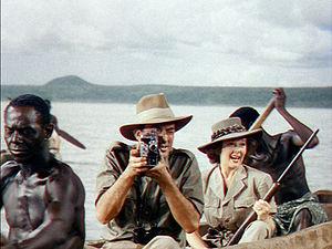 The Snows of Kilimanjaro (1952 film) - Peck and Susan Hayward