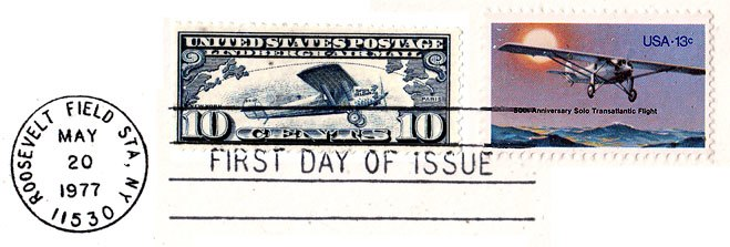 SoSL US Stamps