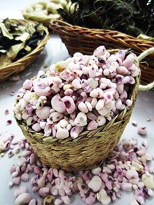 Waxy corn - Soaked waxy corn kernels for ogok-bap (five-grain rice)