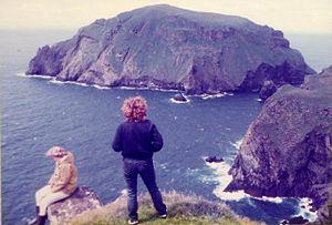Soay, St Kilda - Image: Soay