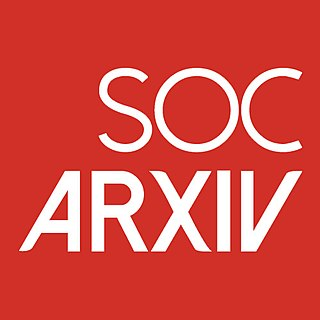 SocArXiv Open archive of the social sciences