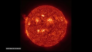 Fail:Solar Prominence Dance - December 31, 2012.ogv