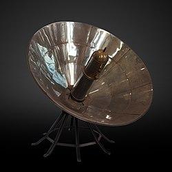Solar oven-CnAM 9518