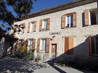 Soleilhas Commune in Provence-Alpes-Côte dAzur, France