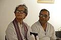 Somendranath Bandyopadhyay and Ashim Kumar Banerjee - Kolkata 2015-07-28 3312.JPG