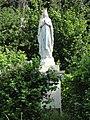 Souligné-sous-Ballon (Sarthe) statue de la Vierge.jpg