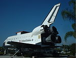 Space Shuttle Explorer at KSC VC 2003.jpg