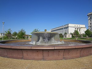 Spirit of Justice Park - Image: Spirit of Justice Park, Washington, D.C. (2013)