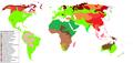 Sprachfamilien der Welt (non Altai).png