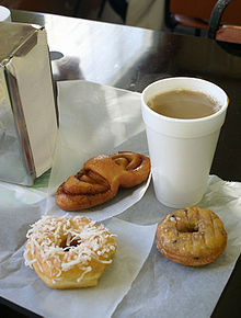 who makes donut shop coffee