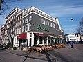 Spui hoek Singel, De Brabantse Aap foto 2.JPG